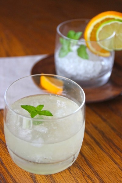 French Gimlet | BourbonAndHoney.com