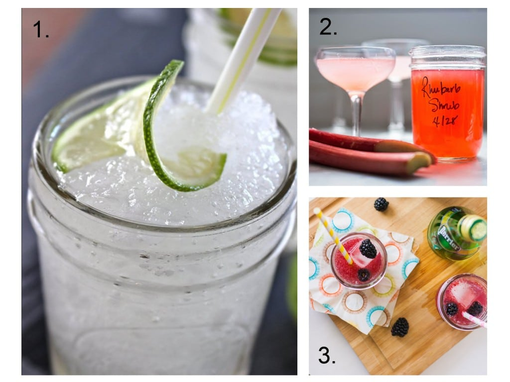 Recipe Roundup: 4th of July Weekend - Delightful Drinks | BourbonAndHoney.com