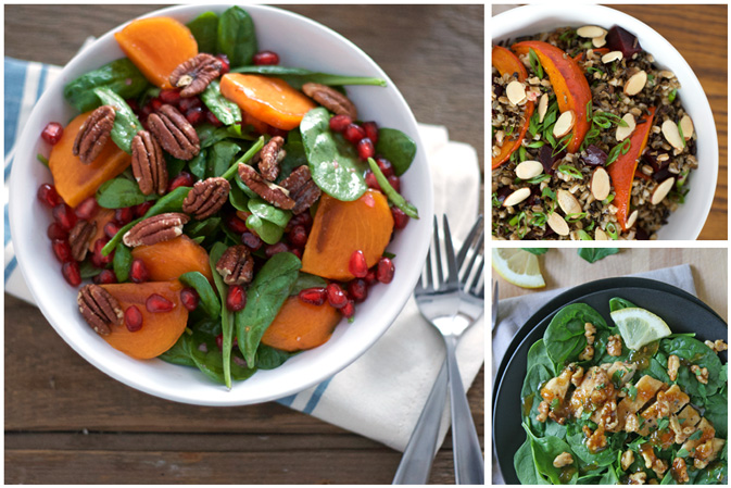 7 Fresh and Healthy Salads