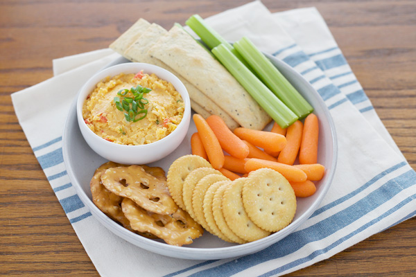 Smoky Pimento Cheese Spread | BourbonandHoney.com