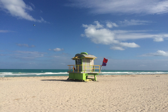Adventure: South Beach Miami | BourbonandHoney.com