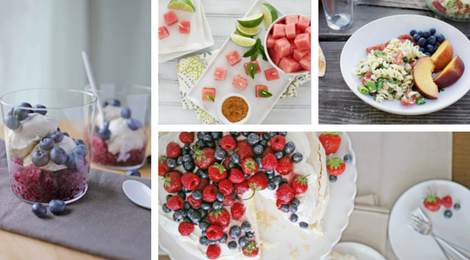 Recipe Roundup: 12 Awesome 4th of July Recipes
