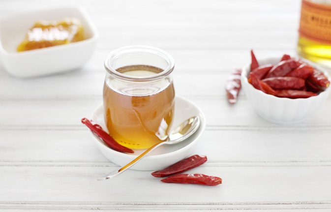 Bourbon and Honey Hot Honey | BourbonAndHoney.com