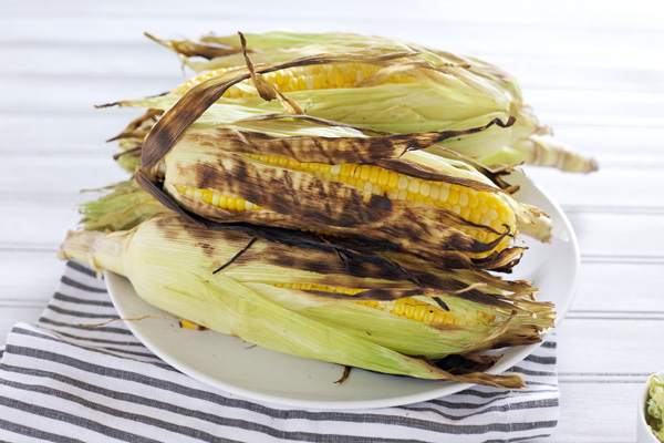 how to perfectly cook corn on the cob