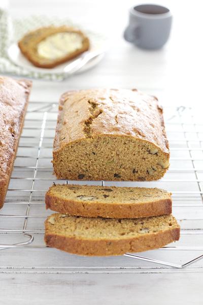 Zucchini Bread   BourbonandHoney.com