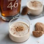 Bourbon and Honey Gingerbread Eggnog | BourbonandHoney.com