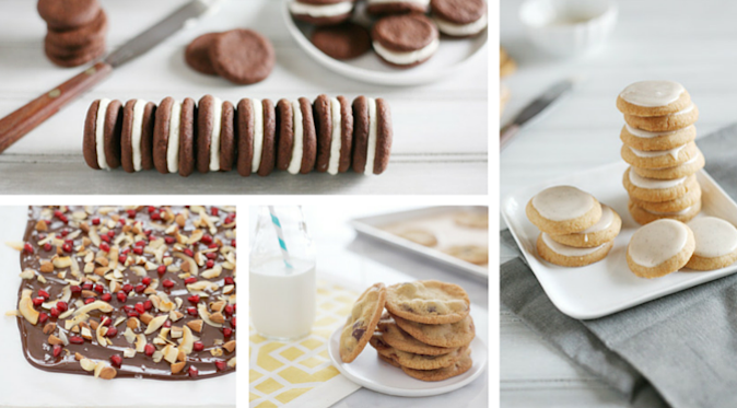 Recipe Roundup: 10 Holiday Cookies and Sweet Treats
