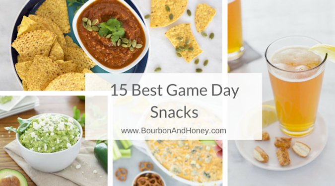 Recipe Roundup: 15 Best Game Day Snacks
