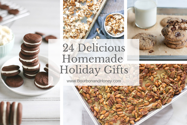 24 Delicious Homemade Holiday Gifts