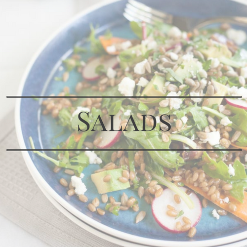 Salads | BourbonandHoney.com