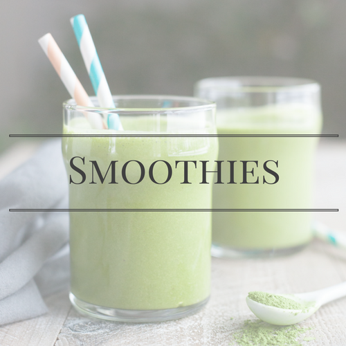 Smoothies | BourbonandHoney.com