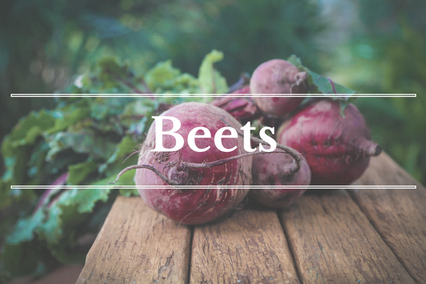 What's in Season: January - Beets | BourbonandHoney.com