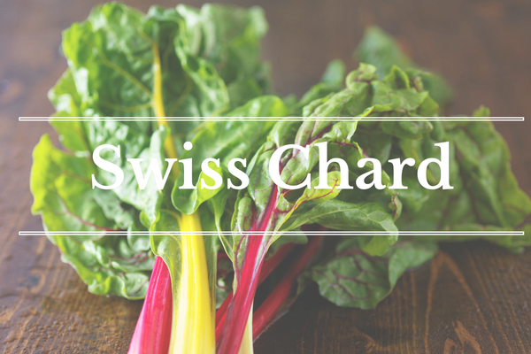 What's in Season: January - Swiss Chard | BourbonandHoney.com