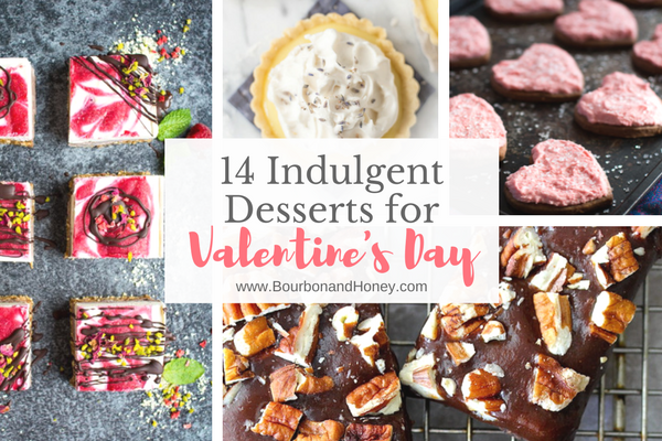14 Indulgent Desserts for Valentine's Day