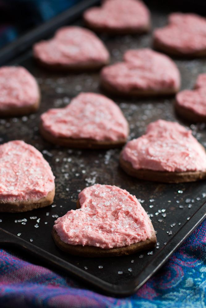 Butter Cookies | Meg is Well