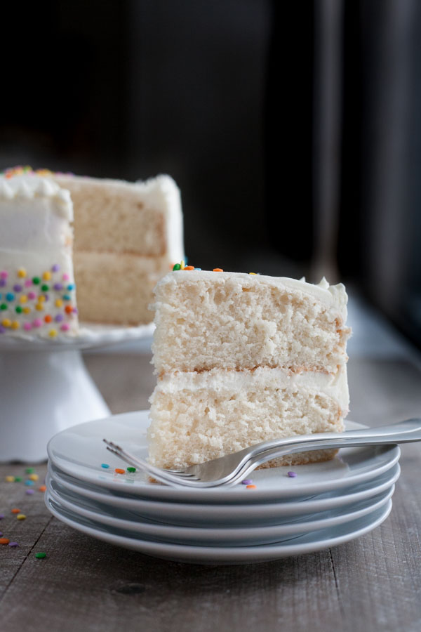 White Cake Recipe With Oil Not Butter