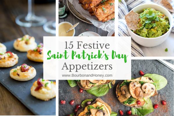 8 Festive Saint Patrick's Day Appetizers