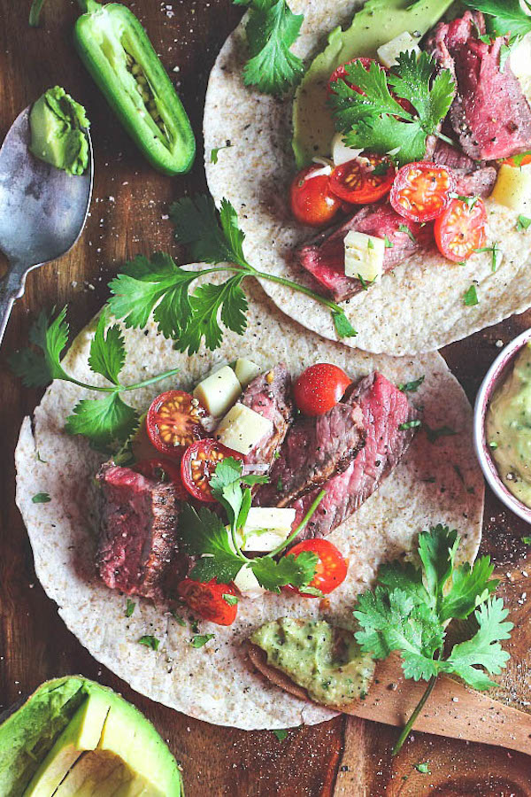 Beef Tacos | Simply Fresh Dinners