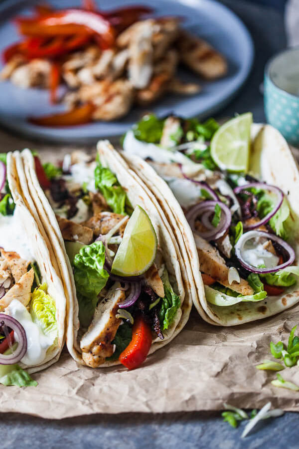 Chicken-tacos | Vibrant Plate