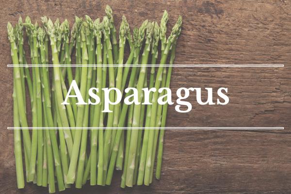 What's in Season: Asparagus | BourbonandHoney.com
